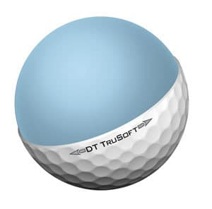 Image of the core of the Titleist DT TruSoft