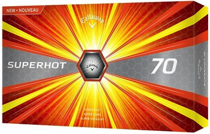 Review: Callaway Superhot 70 Golf Ball