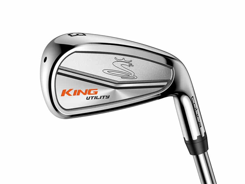 Cobra King Utility Iron. Cobra's best golf club for control
