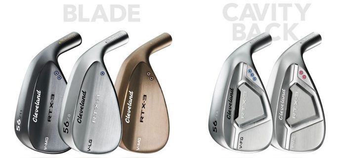 Cleveland RTX-3, Best Wedges