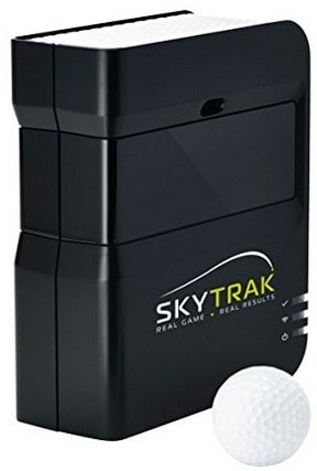 Golf Gift Guide, SkyTrak Launch Monitor