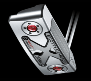 The Best Putters for 2017, Titleist/Scotty Cameron, Newport Mallet 2