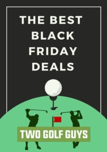 Black friday golf deals flyer