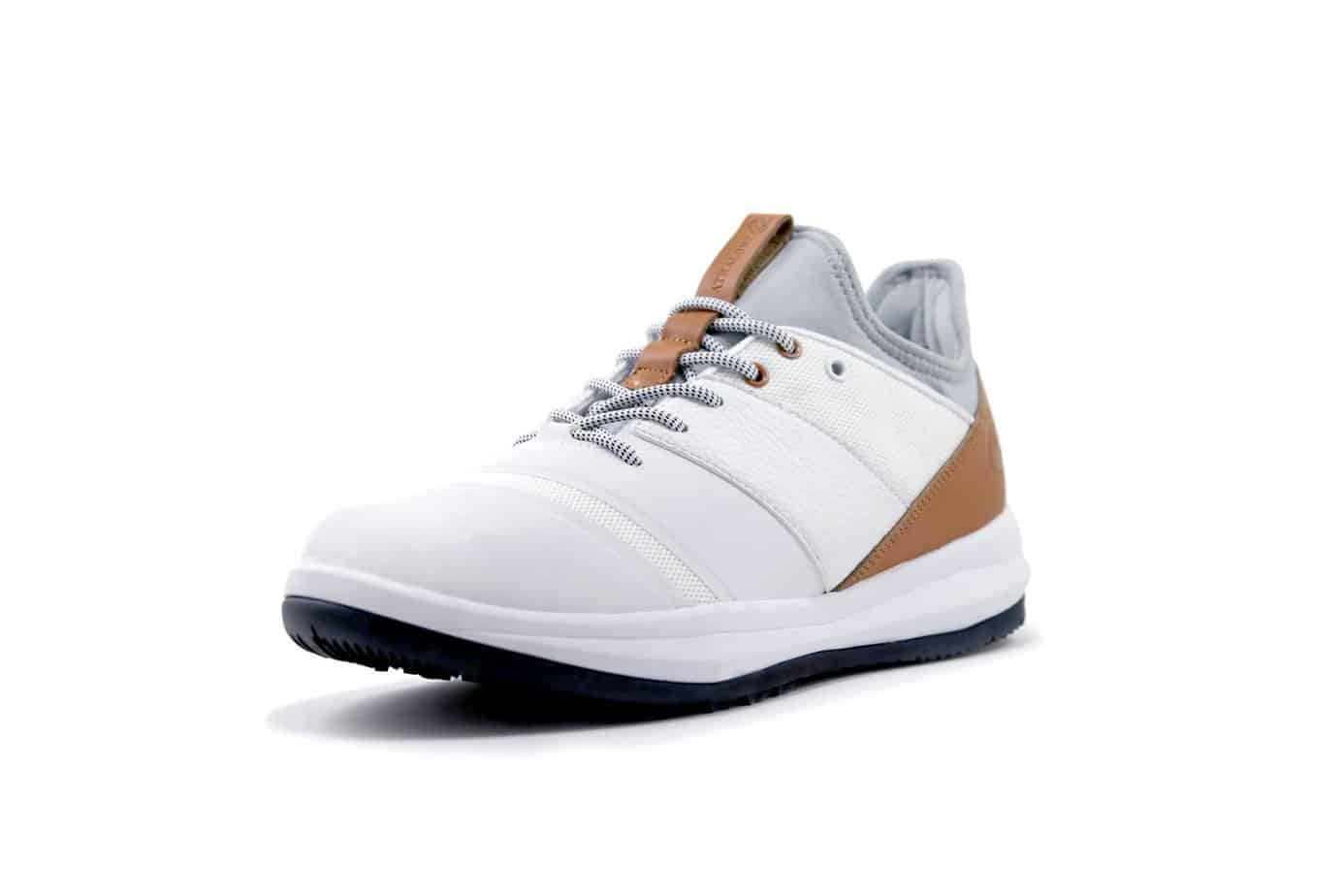 Athalonz golf shoe frontal view.
